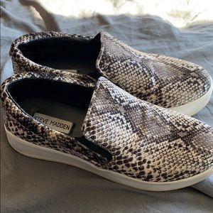 Chunky Steve Madden shoes